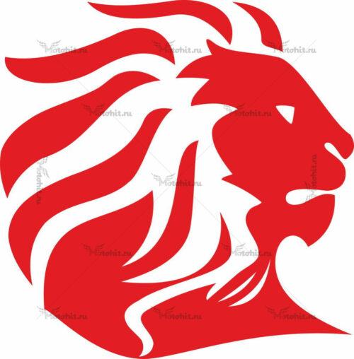 Наклейки Aprilia LION