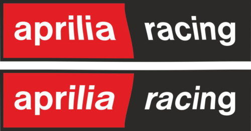 Наклейки Aprilia RACING-BLACK