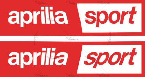Наклейки Aprilia SPORT ITALIC