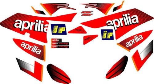 Комплект наклеек Aprilia RSV-1000-R 2004