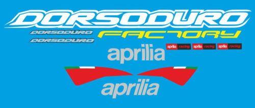 Комплект наклеек Aprilia SMV-750 DORSODURO 2007-2009