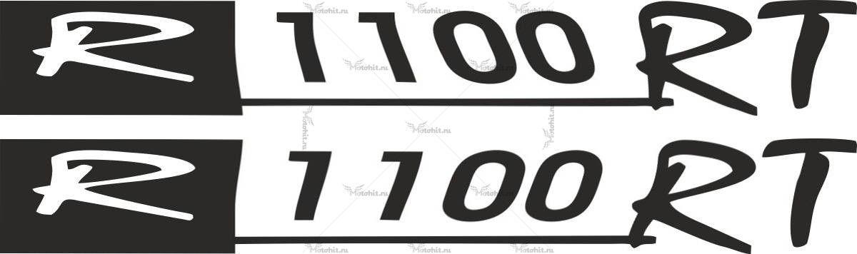 Наклейка BMW RT-1100-R
