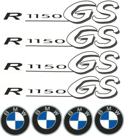 Комплект наклеек BMW R-1150 2003