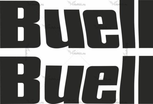 Наклейка BUELL LOGO-1-COLOR