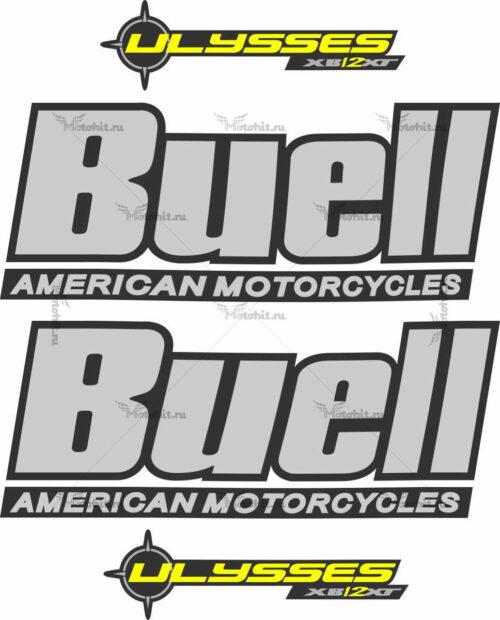 Наклейка BUELL XB-12-XT-ULYSSES 2006-2009