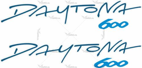 Наклейка DAYTONA-600-2003