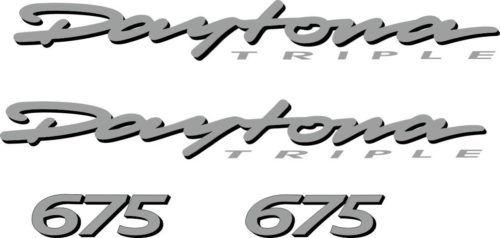 Комплект наклеек DAYTONA 675