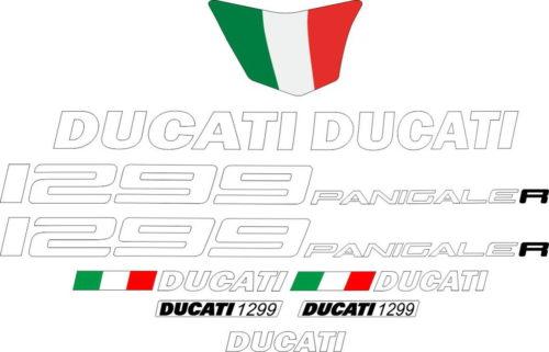 Комплект наклеек DUCATI 1299
