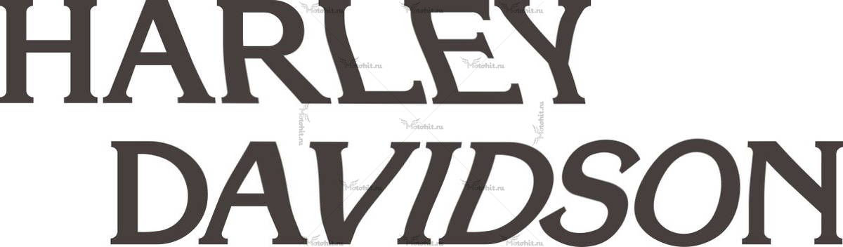Наклейка HARLEY DAVIDSON 2