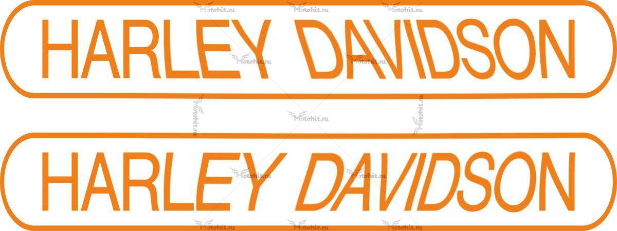 Наклейка HARLEY DAVIDSON 5