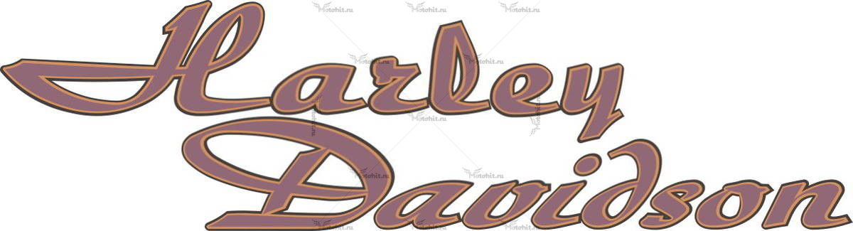 Наклейка HARLEY DAVIDSON 7
