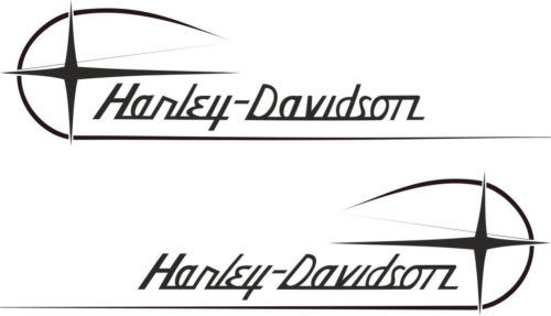 Наклейка HARLEY DAVIDSON 13