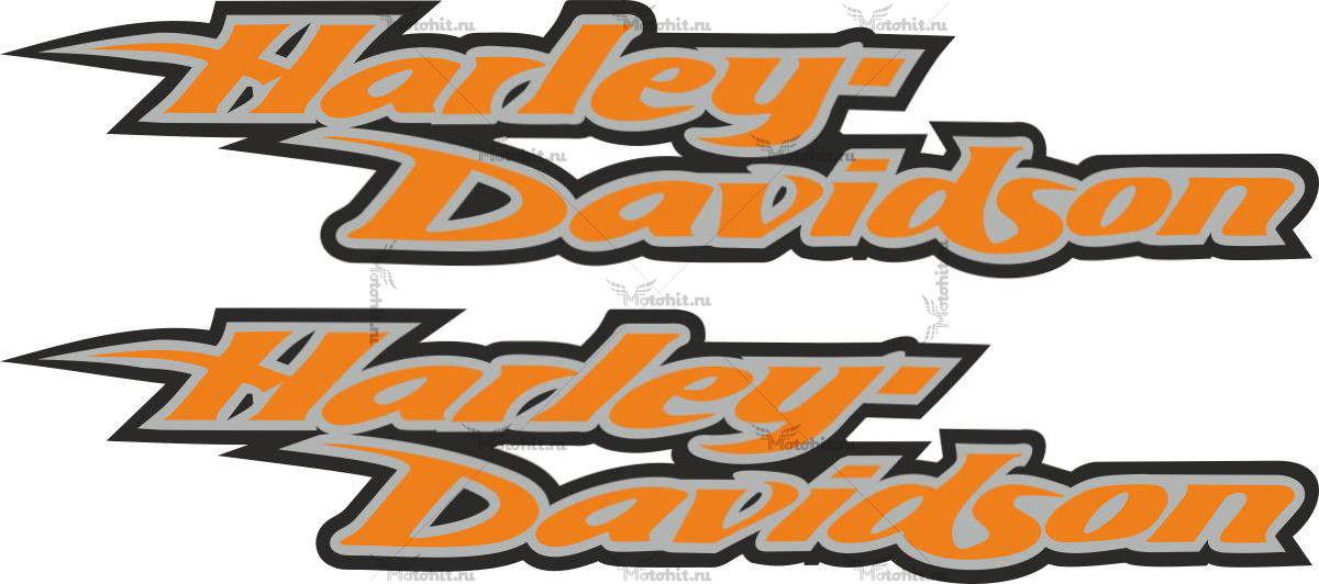 Наклейка HARLEY DAVIDSON 23