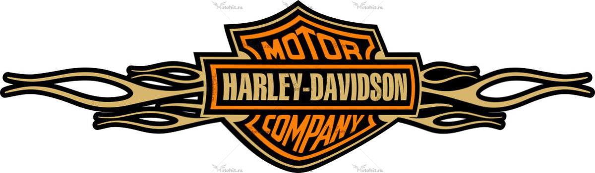 Наклейка HARLEY DAVIDSON 24