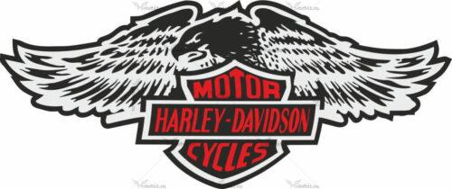 Наклейка HARLEY DAVIDSON 26