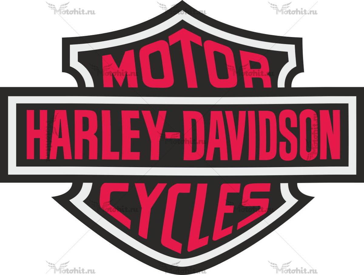 Наклейка HARLEY DAVIDSON 28