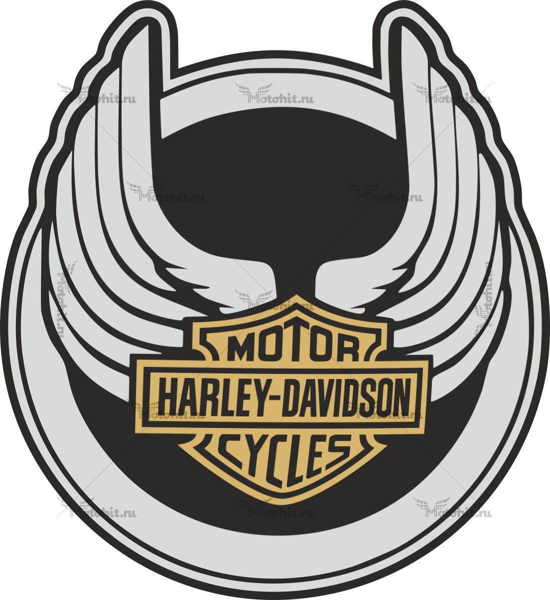 Наклейка HARLEY DAVIDSON 29
