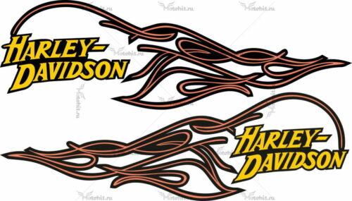 Наклейка HARLEY DAVIDSON 33