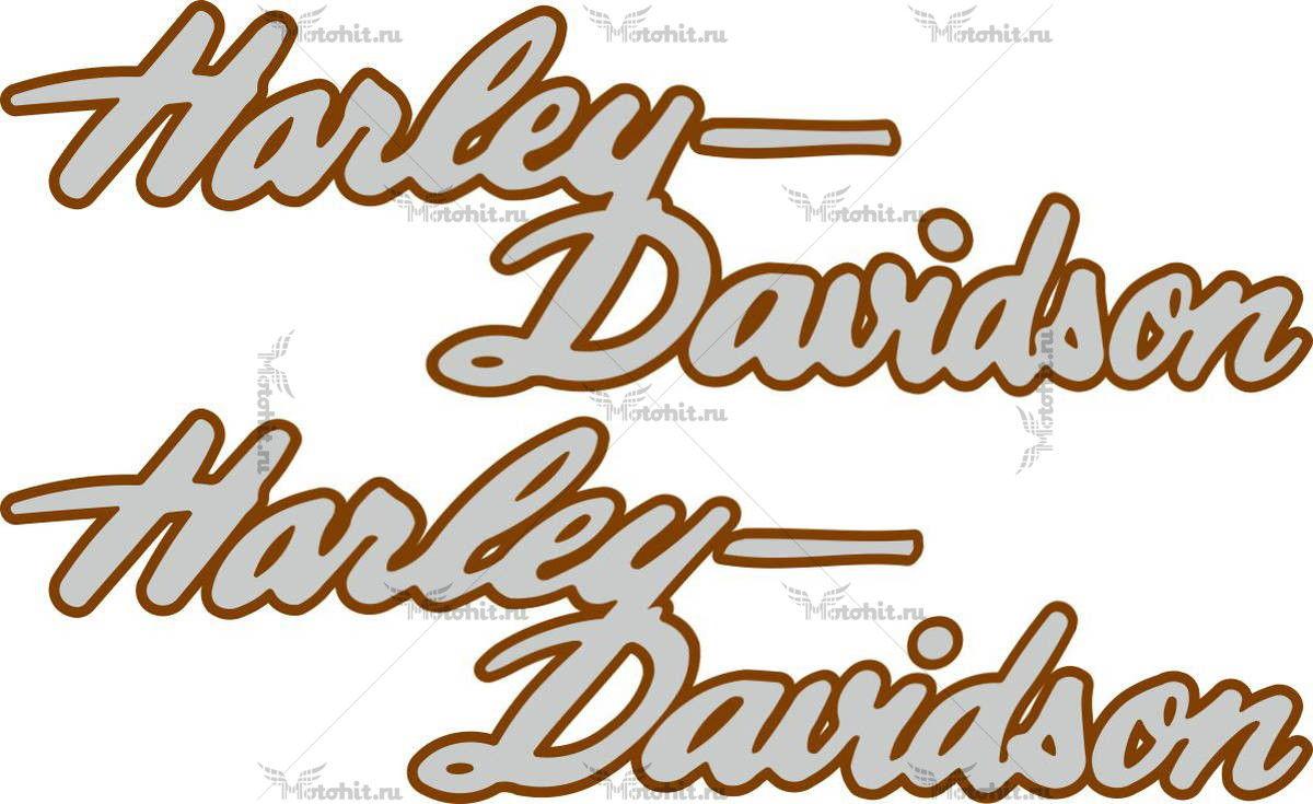 Наклейка HARLEY DAVIDSON TAMQ