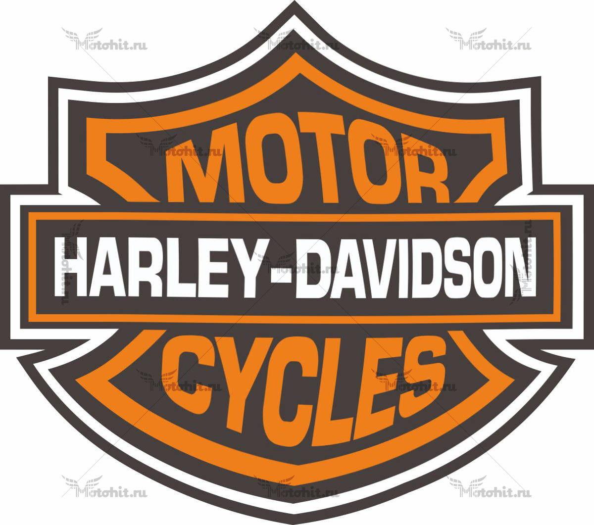 Наклейка HARLEY DAVIDSON ORIGINAL
