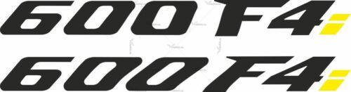 Наклейка Honda 600-F4I