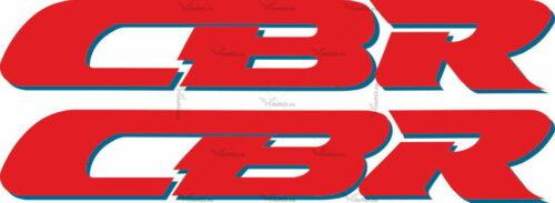 Наклейка Honda CBR-2