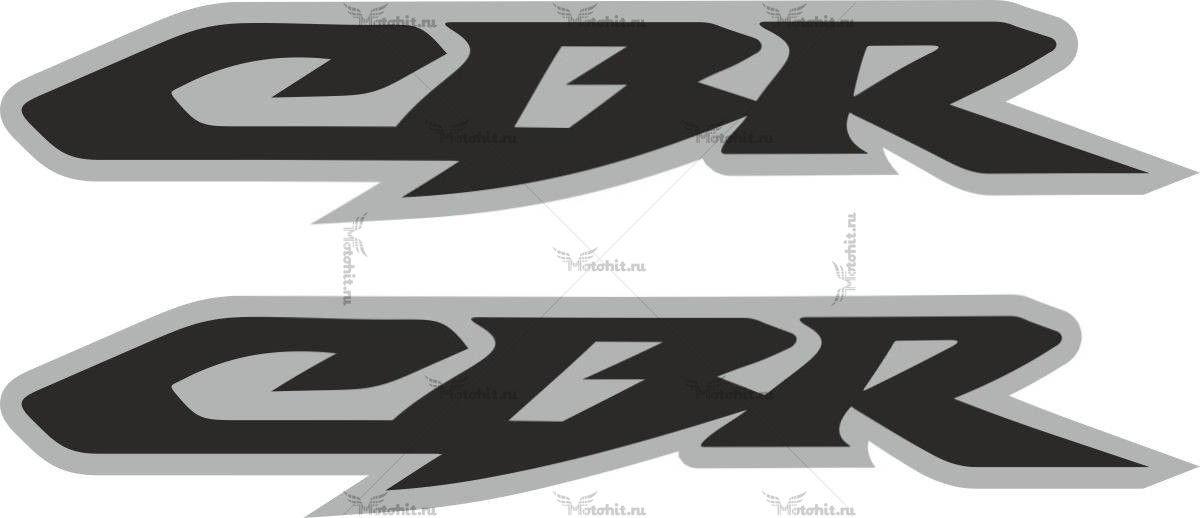 Наклейка Honda CBR-5