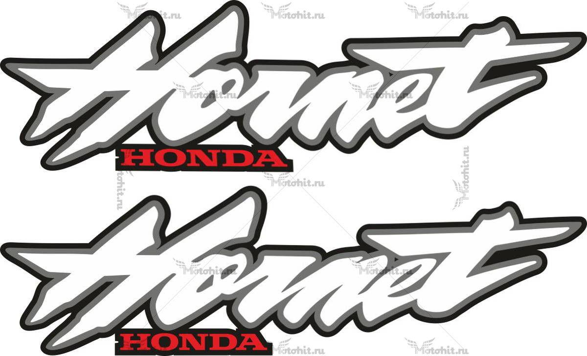 Наклейка Honda HORNET 1998 3-COLOR