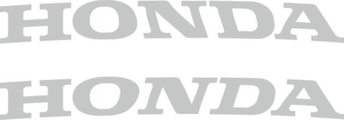 Наклейка Honda CIRCLE-UP