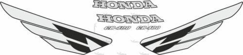 Комплект наклеек Honda CB-400