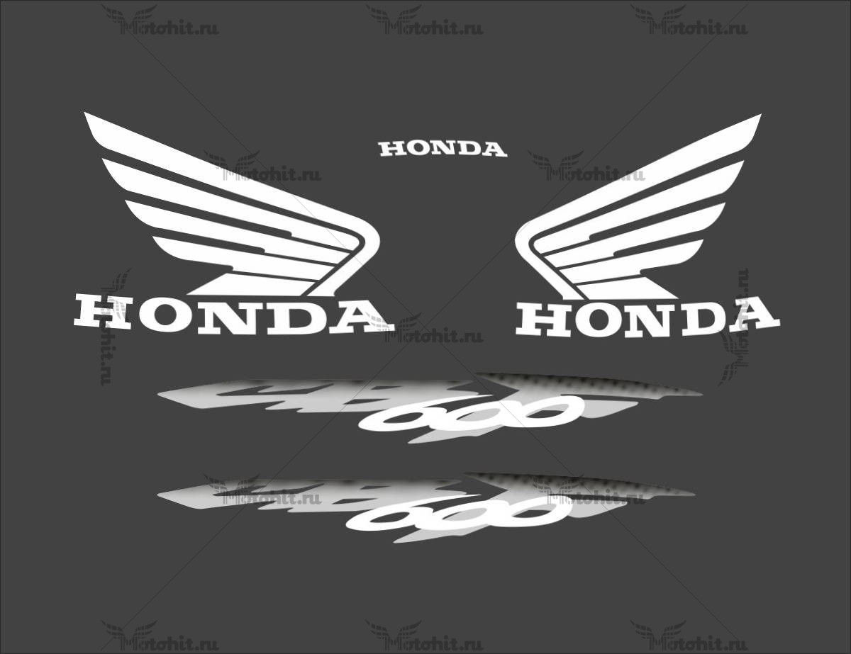 Комплект наклеек Honda CB-600-F 1998