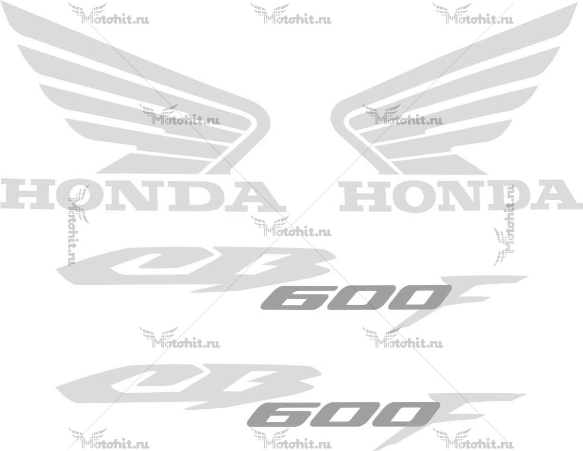 Комплект наклеек Honda CB-600-F 1999