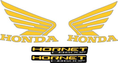 Комплект наклеек Honda CB-600-F HORNET 2010