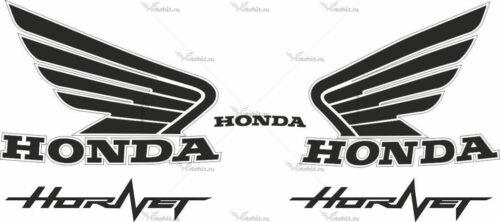 Комплект наклеек Honda CB-600-F HORNET 2014-2016