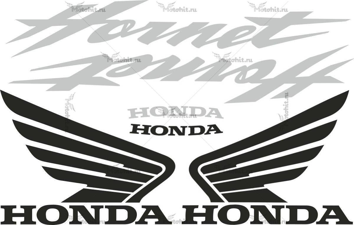Комплект наклеек Honda CB-900 2005 HORNET