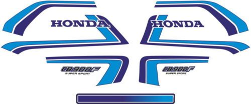 Комплект наклеек Honda CB-900-F 1980+