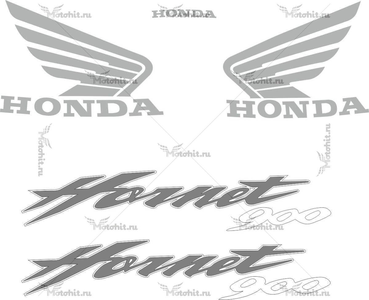 Комплект наклеек Honda CB-900 HORNET 2004+