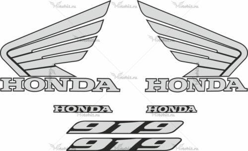 Комплект наклеек Honda CB-919 2002-2007