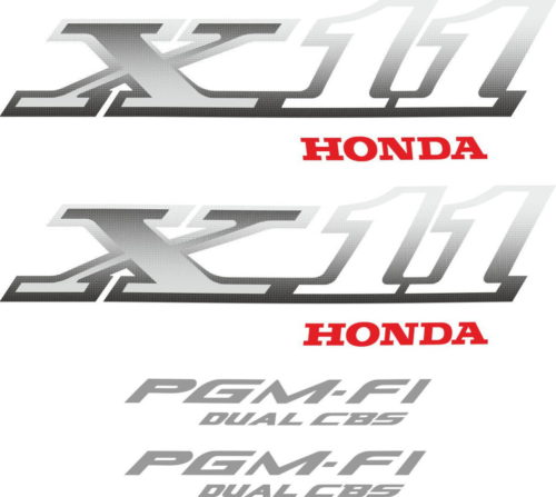 Комплект наклеек Honda CB-1100-SF-X11 2000-2003