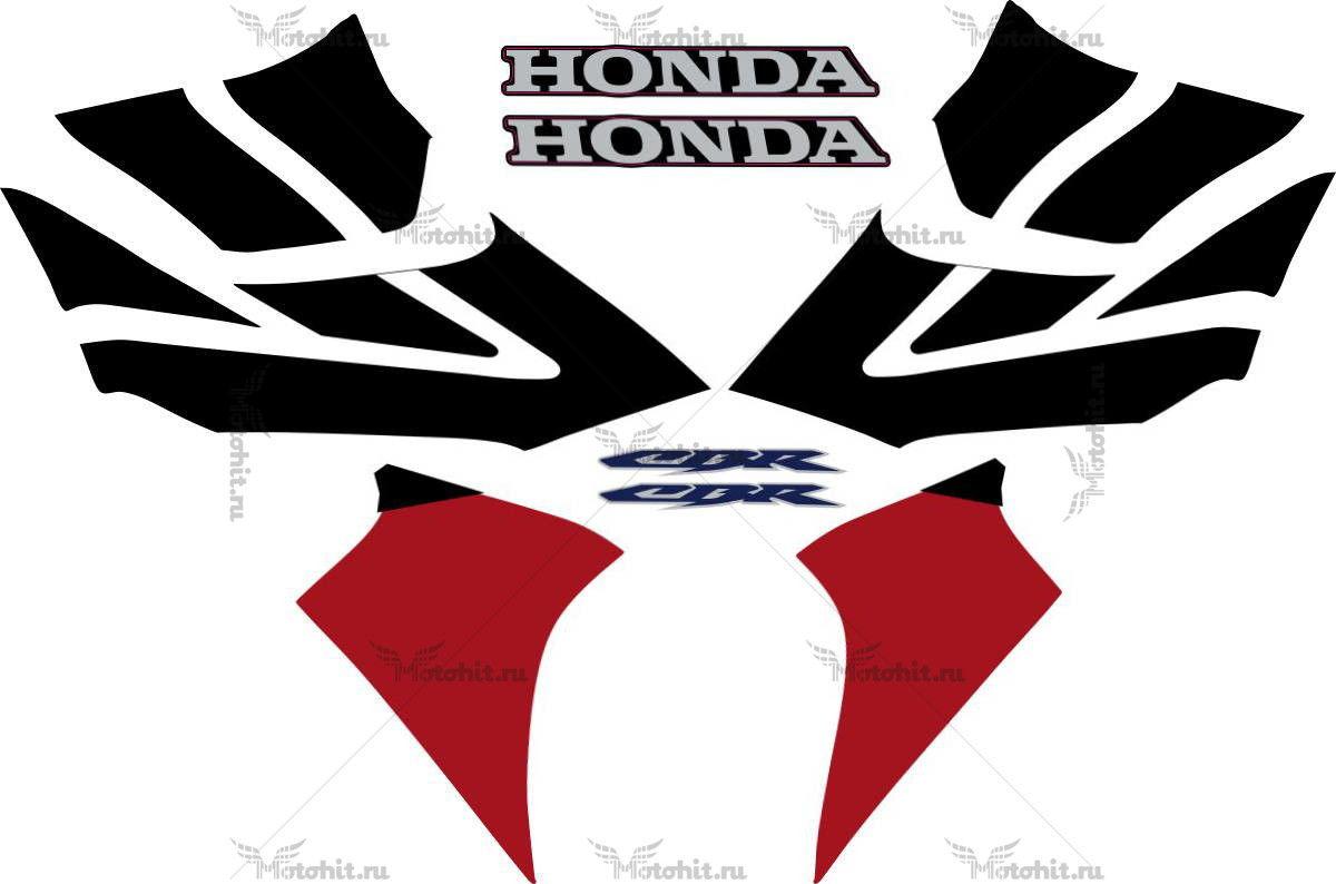 Комплект наклеек Honda CBR-125-R 2004