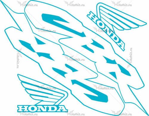 Комплект наклеек Honda CBR-600-F3 1998