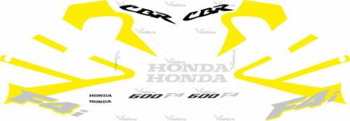 Комплект наклеек Honda CBR-600-F4 1999