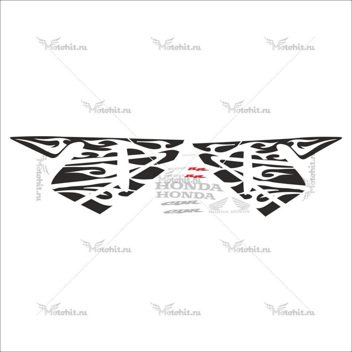Комплект наклеек Honda CBR-600-RR 2003-2005 TRIBAL