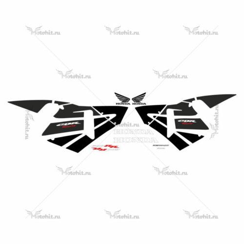 Комплект наклеек Honda CBR-600-RR 2005-2006