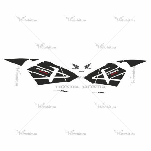 Комплект наклеек Honda CBR-600-RR 2005 RACING