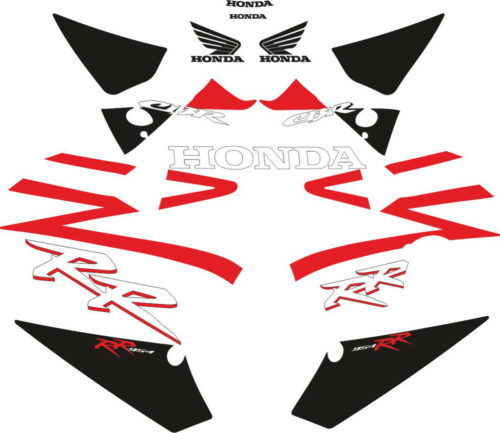 Комплект наклеек Honda CBR-954-RR 2002-2003
