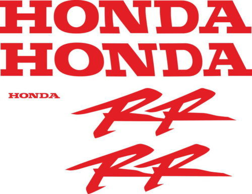 Комплект наклеек Honda CBR-954-RR PROMO