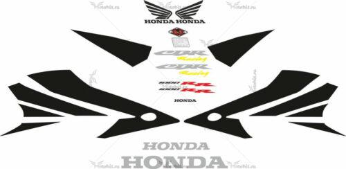 Комплект наклеек Honda CBR-1000-RR 2004-2005