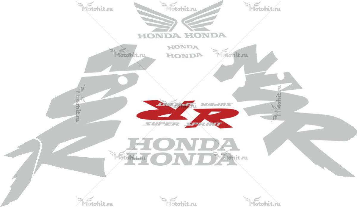 Комплект наклеек Honda NSR-125-R 1999-2000
