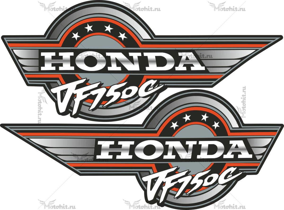 Комплект наклеек Honda VF-750-C